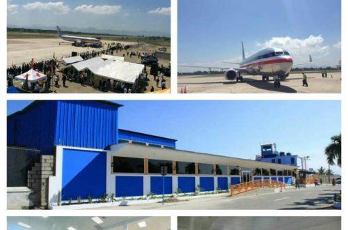 Article : Haiti: Cap Haïtien peut accueillir maintenant de gros transporteurs