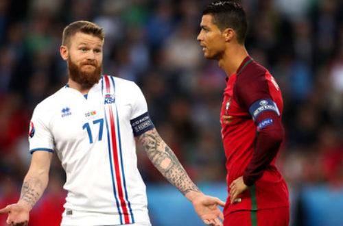 Article : Foot: Portugal et Islande, les gagnants de l'Euro 2016